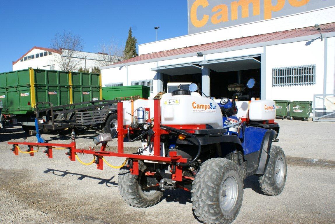 Equipos herbicida ATV y QUAD