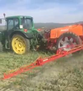 Barra Herbicida cereal para tractor de Camposur